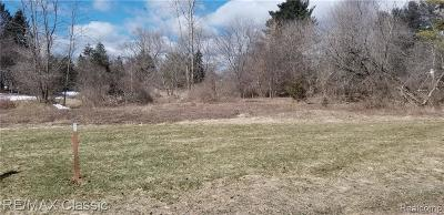 Residential Lots & Land For Sale: 5235 Buell