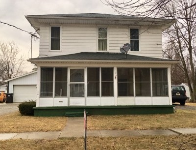 Lenawee County Single Family Home For Sale: 401 Pearl St