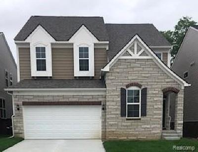 Ann Arbor Single Family Home For Sale: 2771 St. Regis Way
