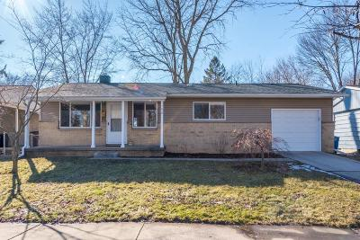 Ann Arbor Single Family Home Contingent - Financing: 1039 Westaire Way