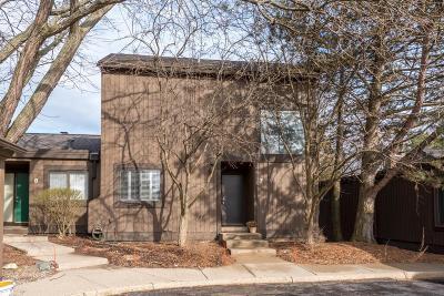 Ann Arbor Condo/Townhouse For Sale: 7 Eastbury Ct