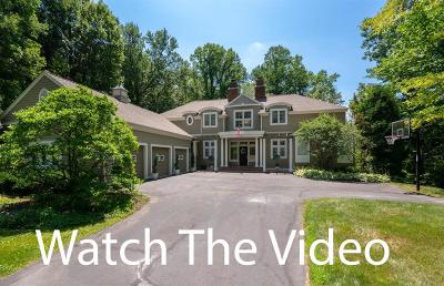 Washtenaw County Single Family Home For Sale: 9668 Sherwood Dr