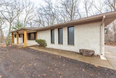 Ann Arbor Single Family Home For Sale: 3600 Miller Rd