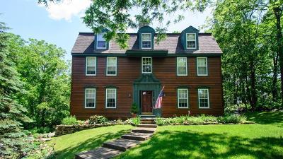 Ann Arbor Single Family Home For Sale: 2594 E Delhi