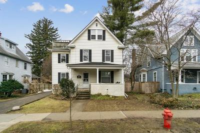 Ann Arbor Single Family Home Contingent - Financing: 1322 S Forest Ave
