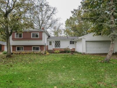 Ann Arbor Single Family Home For Sale: 2207 Yorktown Dr