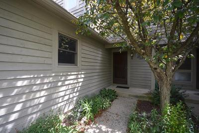 Ann Arbor Condo/Townhouse For Sale: 3395 Bent Trail