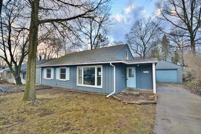 Ann Arbor Single Family Home For Sale: 2364 Yost Blvd