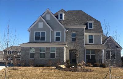 Lake Orion Single Family Home For Sale: 3462 Kingsdale Blvd