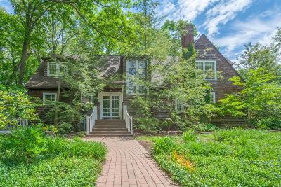 Ann Arbor Single Family Home For Sale: 310 Huntington Dr