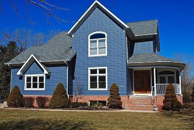Ann Arbor Single Family Home For Sale: 7515 Plymouth-Ann Arbor Rd