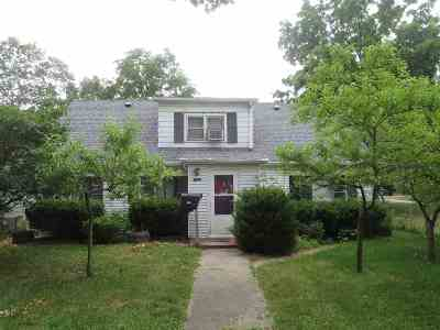Lenawee County Single Family Home For Sale: 333 Cherry
