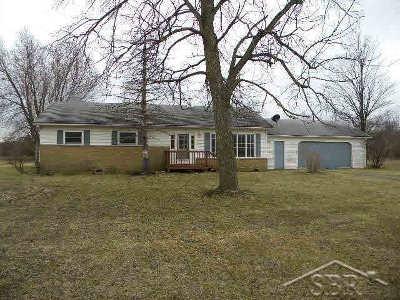 Single Family Home For Sale: 6120 Centerline