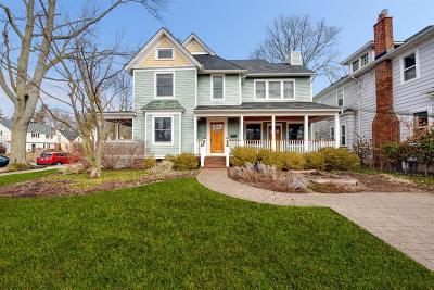 Ann Arbor Single Family Home For Sale: 1503 Wells St