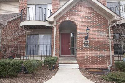 Ann Arbor Condo/Townhouse For Sale: 2922 Signature Blvd