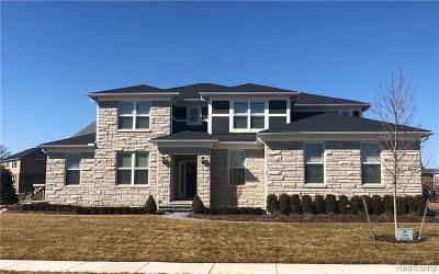 Lake Orion Single Family Home For Sale: 3454 Kingsdale Blvd