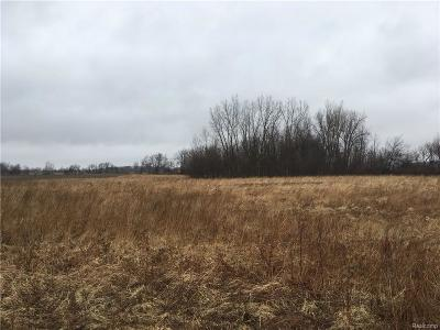 Residential Lots & Land For Sale: Brooks Rd