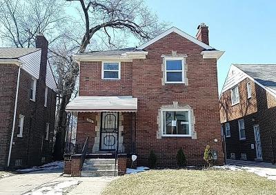 Single Family Home For Sale: 16561 Ilene St