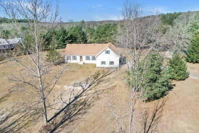 Dexter Single Family Home For Sale: 8394 Walsh