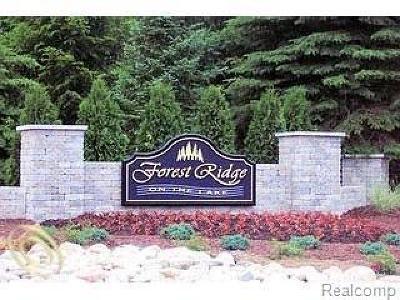 Residential Lots & Land For Sale: Oak Shore Dr