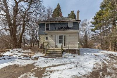 Single Family Home For Sale: 4109 Francis St