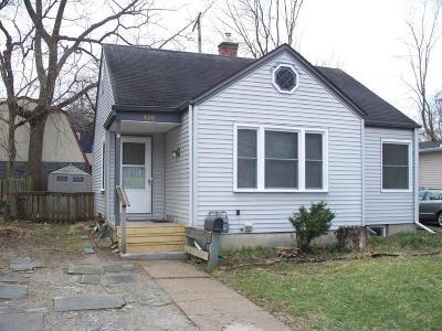 Ann Arbor Single Family Home For Sale: 820 Sylvan Ave