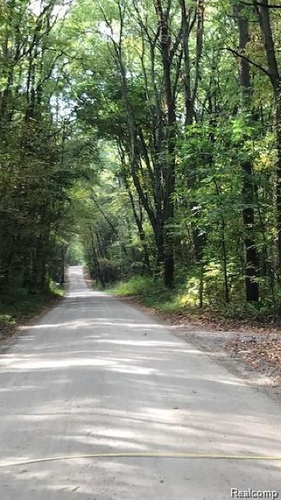 Residential Lots & Land For Sale: 8282 Donovan Rd