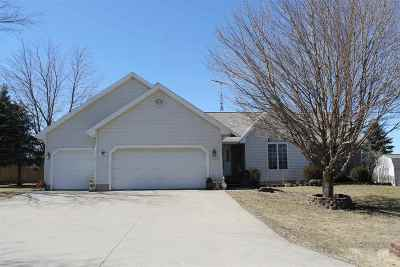 Lenawee County Single Family Home For Sale: 2780 Lenawee Hills Hwy
