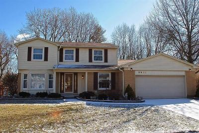 Plymouth Single Family Home For Sale: 9936 N Canton Center Rd