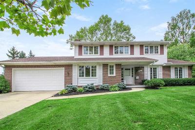 Ann Arbor Single Family Home Contingent - Financing: 667 Worthington Pl