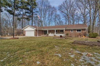 Southfield Single Family Home For Sale: 25444 Larkins St