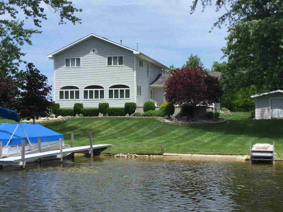 Lenawee County Single Family Home For Sale: 870 Charles Rd