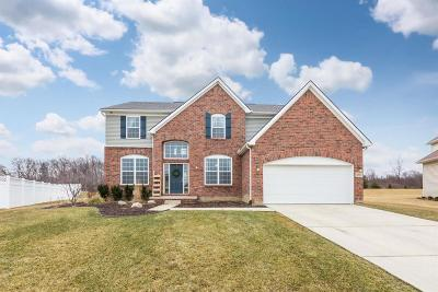 Washtenaw County Single Family Home Contingent - Financing: 4317 Cherry Blossom Dr