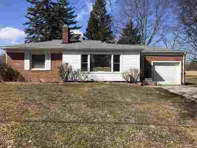 Onsted Single Family Home Contingent - Financing: 312 N Main