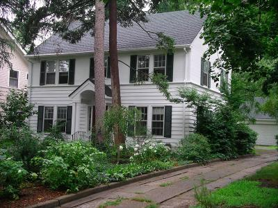 Single Family Home For Sale: 1120 Baldwin Ave
