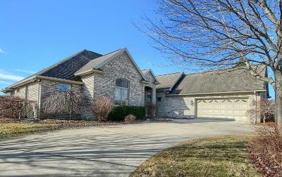 Ann Arbor Single Family Home For Sale: 2301 S Stonebridge Dr