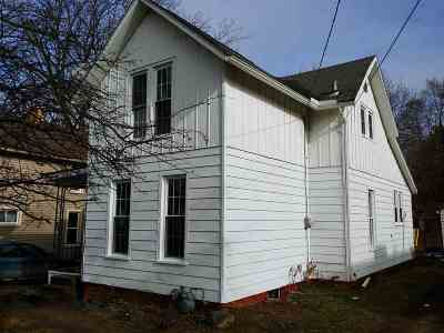 Lenawee County Single Family Home For Sale: 629 S Winter St