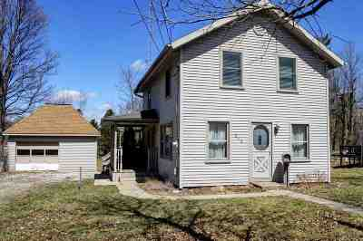 Lenawee County Single Family Home For Sale: 312 Wilcox