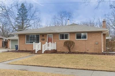Ann Arbor Single Family Home Contingent - Financing: 704 Patricia Ave
