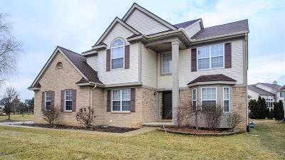 Ann Arbor Single Family Home For Sale: 1824 Harley Dr