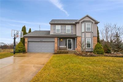 Ann Arbor Single Family Home For Sale: 3059 Green Valley Dr