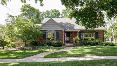 Ann Arbor Single Family Home For Sale: 1925 Austin Ave