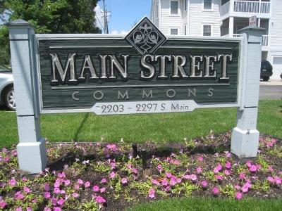 Ann Arbor Condo/Townhouse For Sale: 2261 S Main St