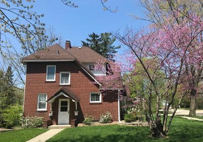 Ann Arbor Single Family Home For Sale: 2970 Lakeview Dr
