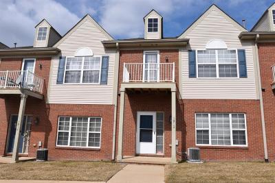 Ann Arbor Condo/Townhouse For Sale: 3012 Cloverly Ln