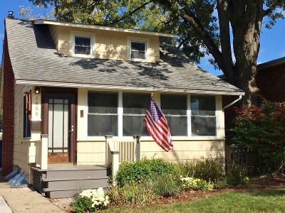 Ann Arbor Single Family Home For Sale: 1606 Charlton Ave