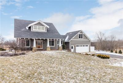 Single Family Home For Sale: 19739 Deerfield Crt