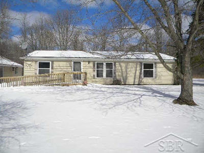 Single Family Home For Sale: 4300 W Dale