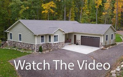 Grass Lake Single Family Home Contingent - Financing: 4899 Mt Hope Rd