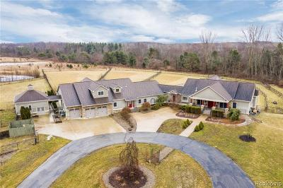 Williamston Single Family Home For Sale: 102 Turner Rd